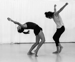 ריקוד בשתיים